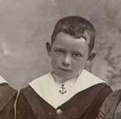 A young John Bede O'Beirne